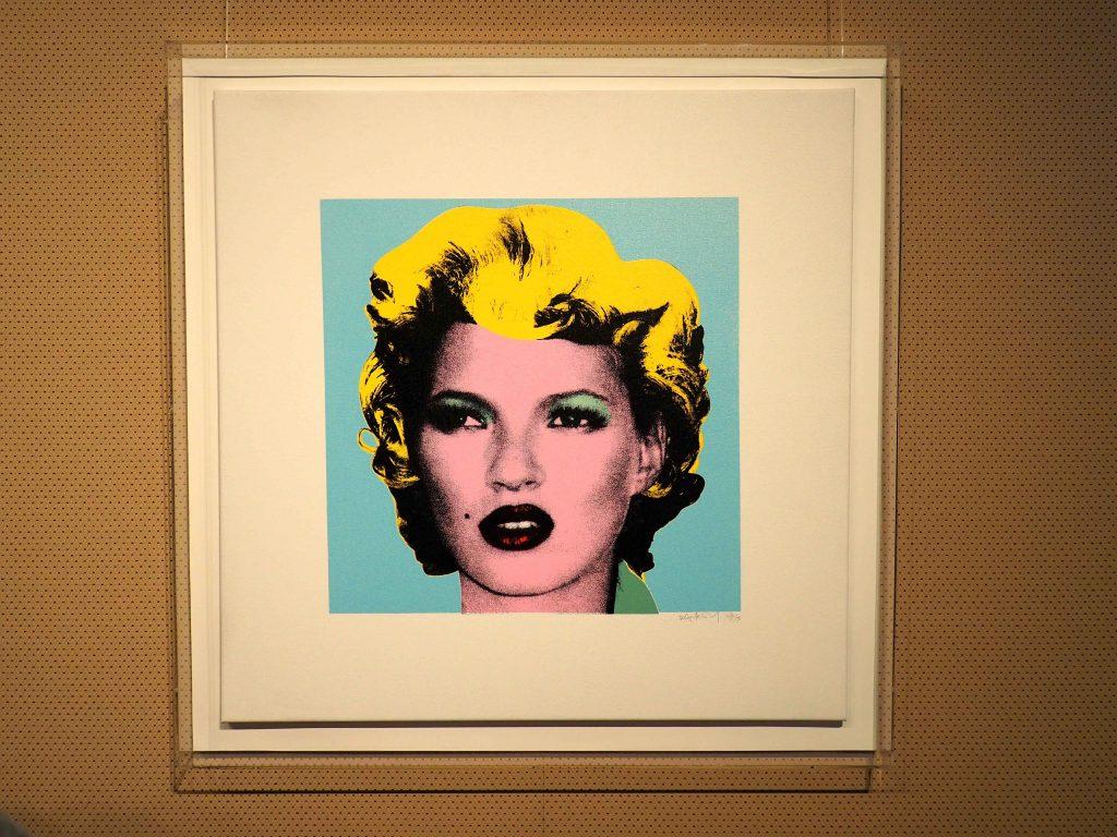"""Kate Moss"""