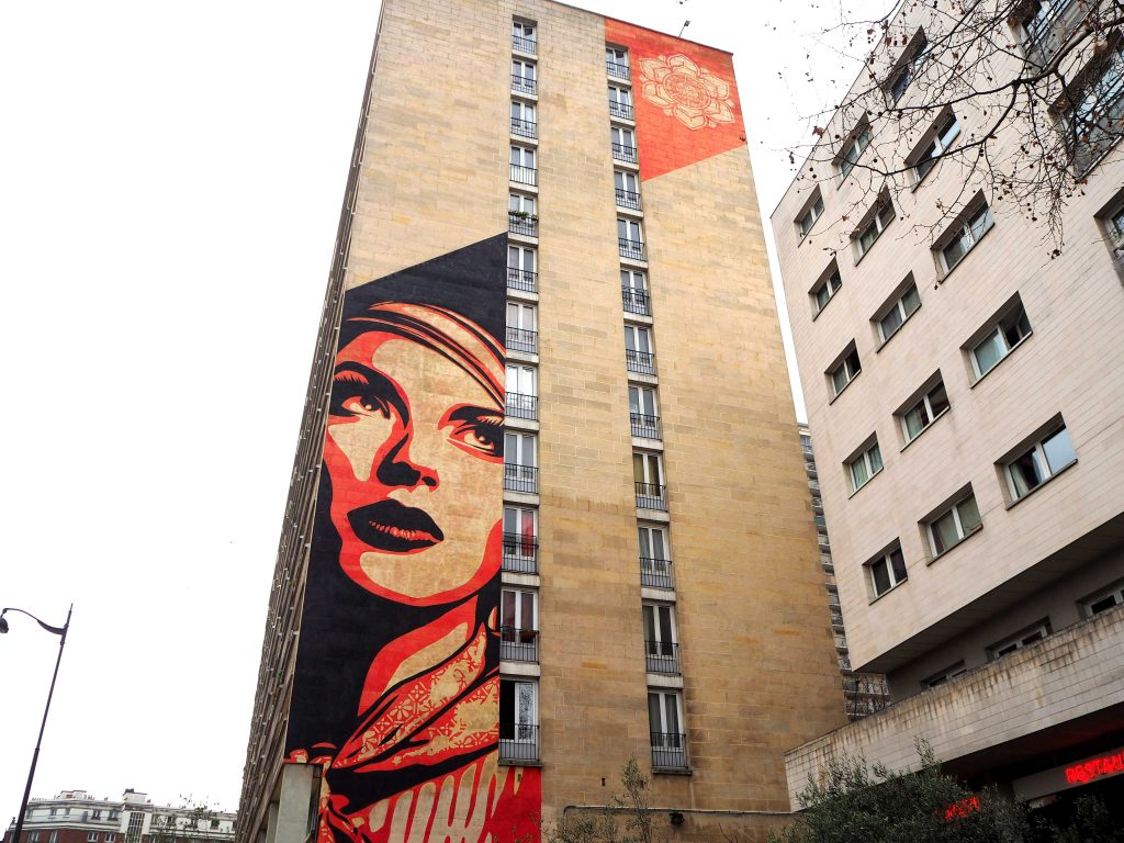 Frauen Mural