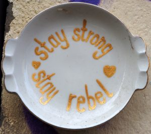 stay strong stay rebel