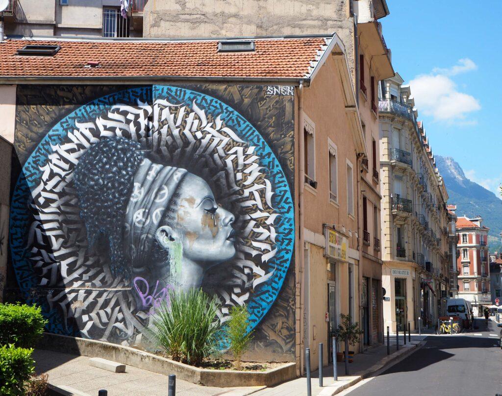 Mural von 2015