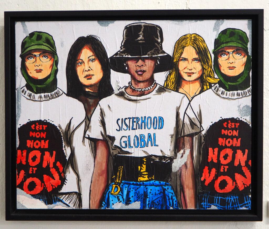 globale Schwesternschaft