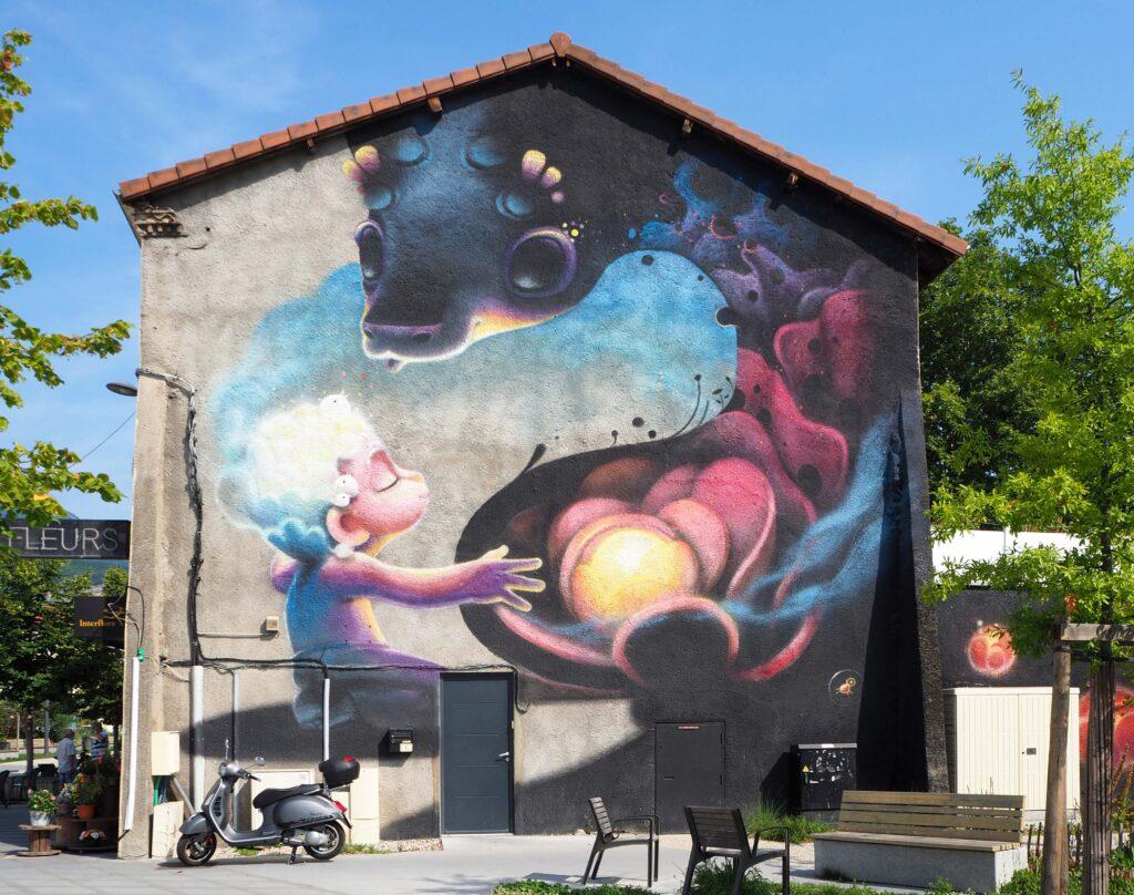 Mural von 2018