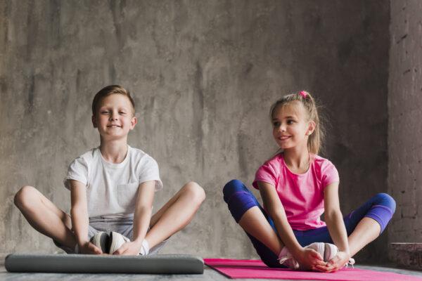 Grupne korektivne vežbe za decu