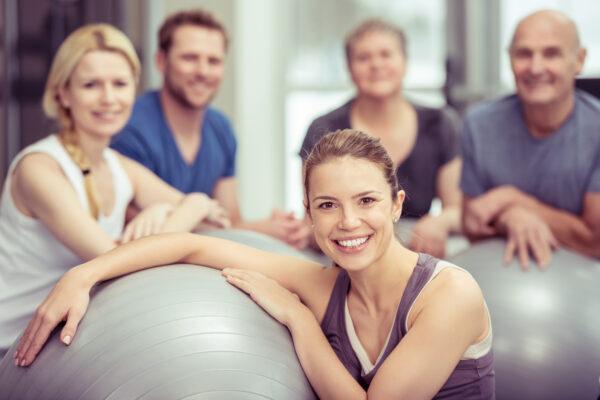 Grupni funkcionalni terapeutski fitnes