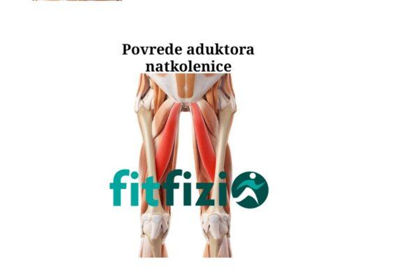 Povrede mišića aduktora buta
