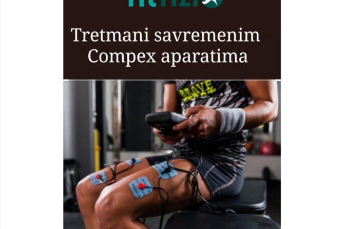 Tretmani Compex aparatima