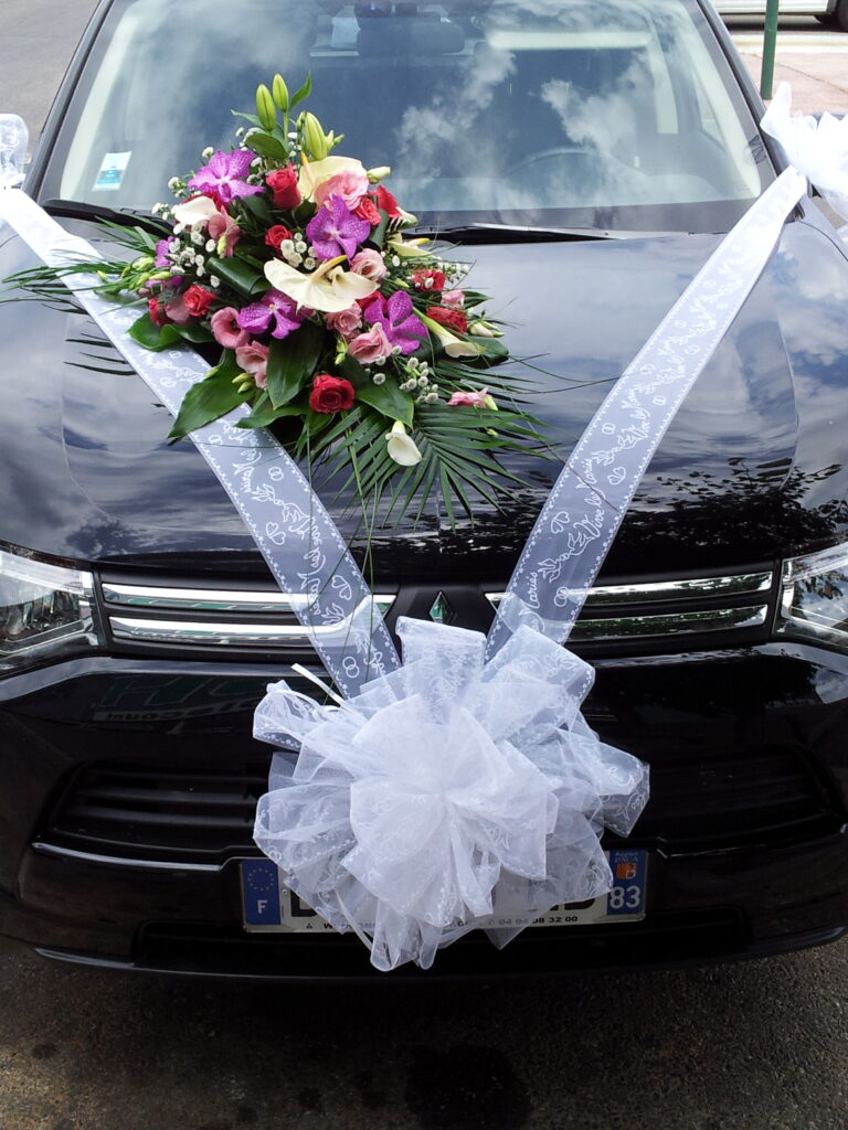 Votre chauffeur privé pour votre mariage