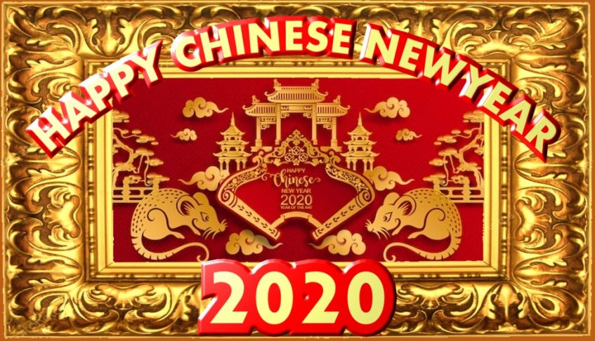 Happy Chinese Newyear