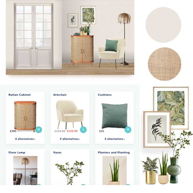 Refresh Interior Design Package