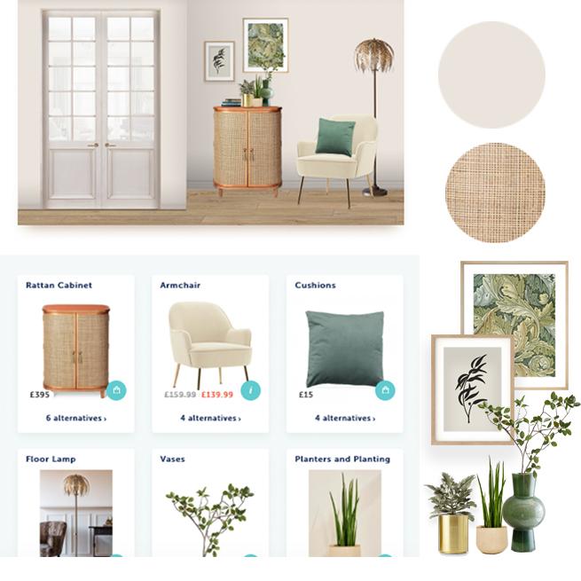 Refresh Interior Design Package