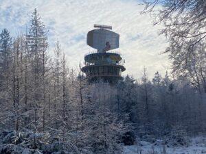 Radaranlage Neukirchner Höhe