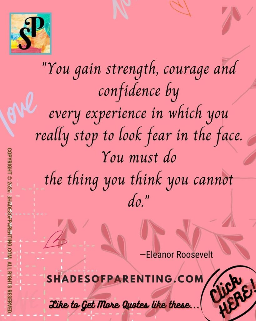 Quotes to help face challenges