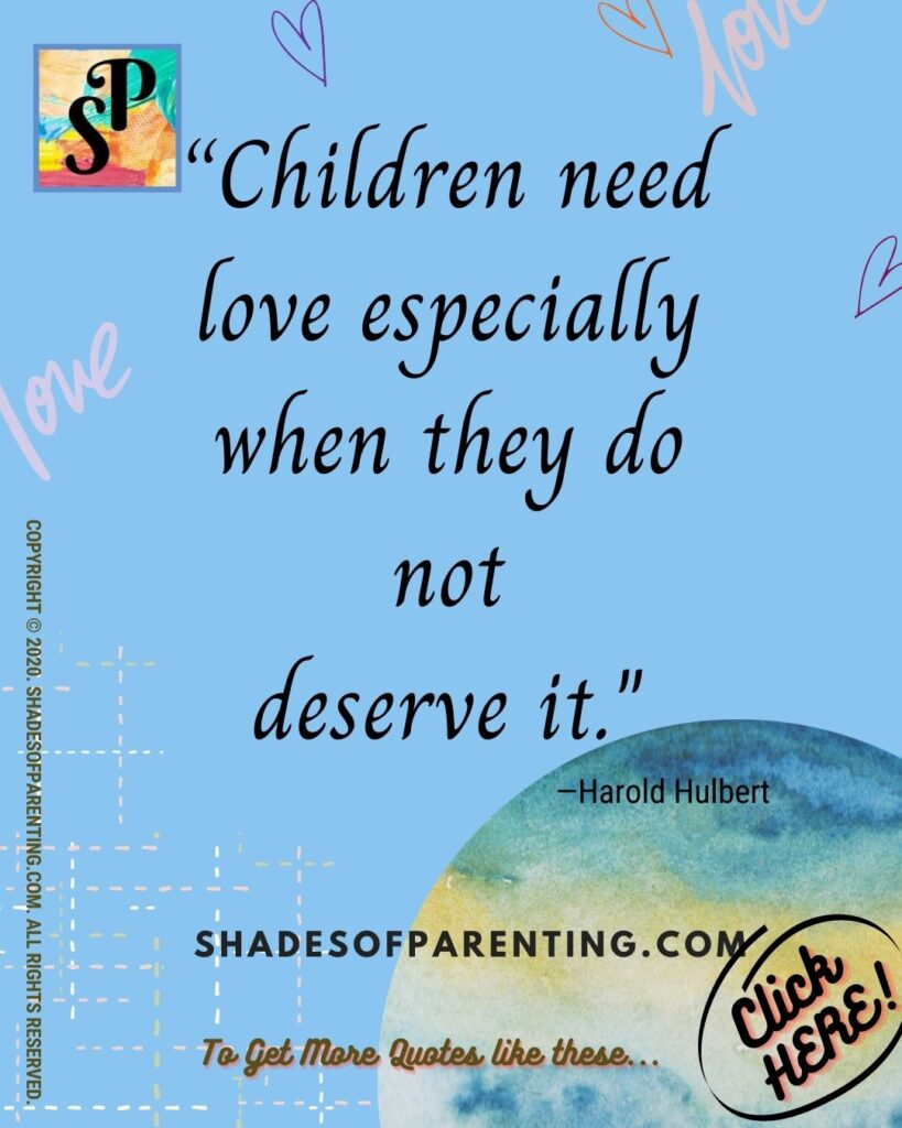Quotes to help you face parenting challenges