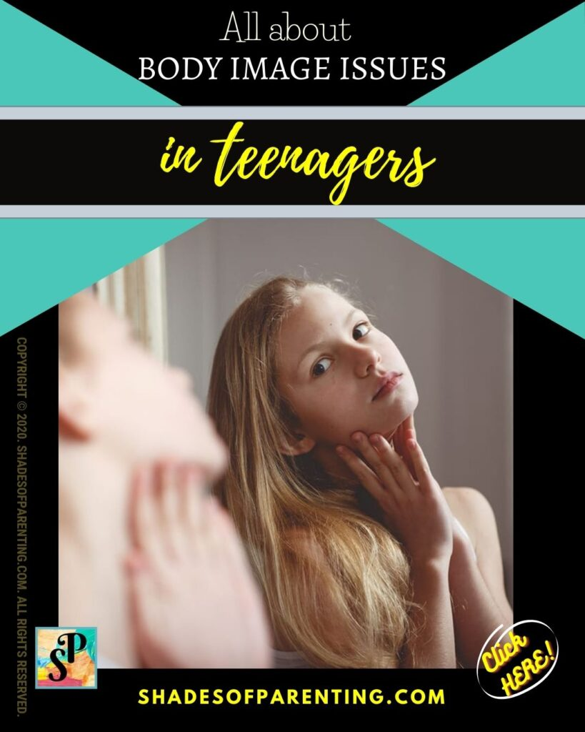 Body Image issues in teenagers