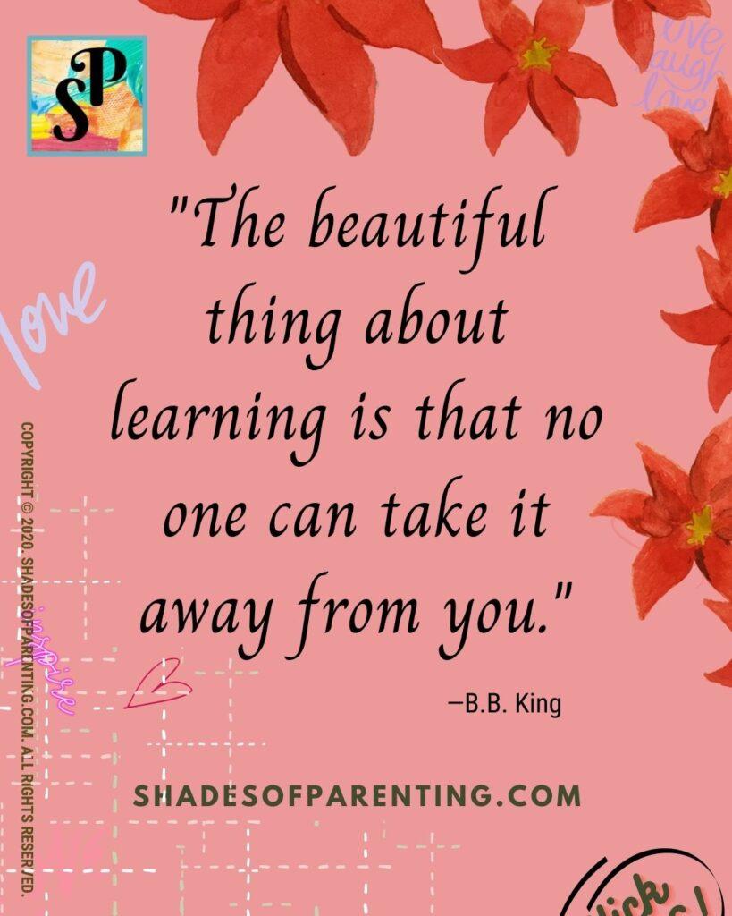 Quote To inspire Teen Kids
