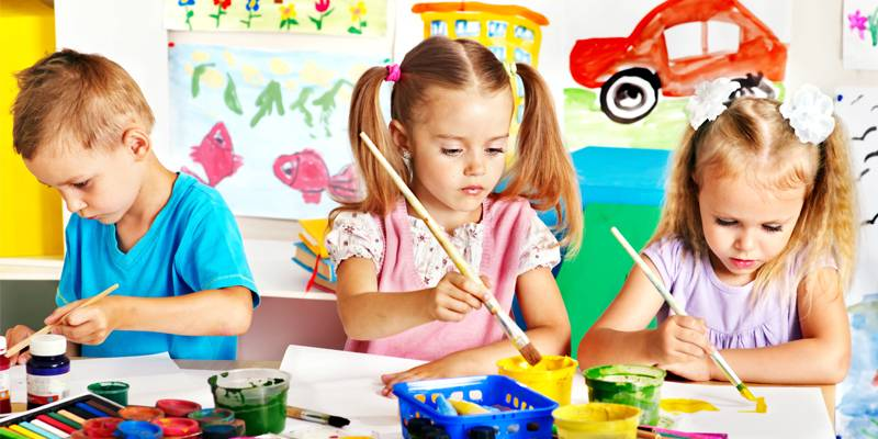 Importance of free play in Child Development