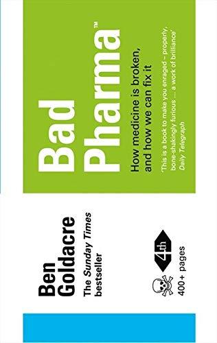 Bad Pharma - Ben Goldacre - MedAhead