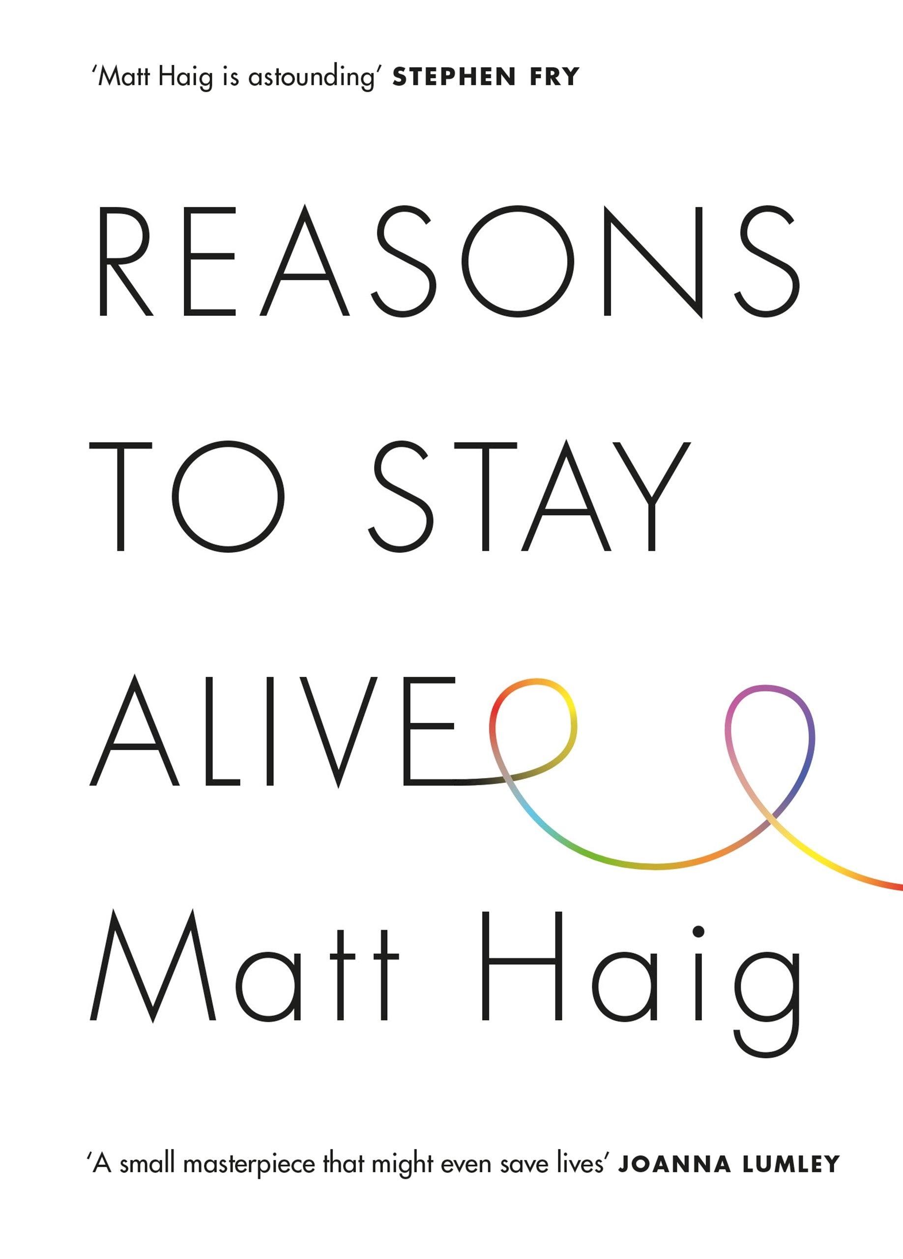 Reason To Stay Alive Matt Haig - MedAhead