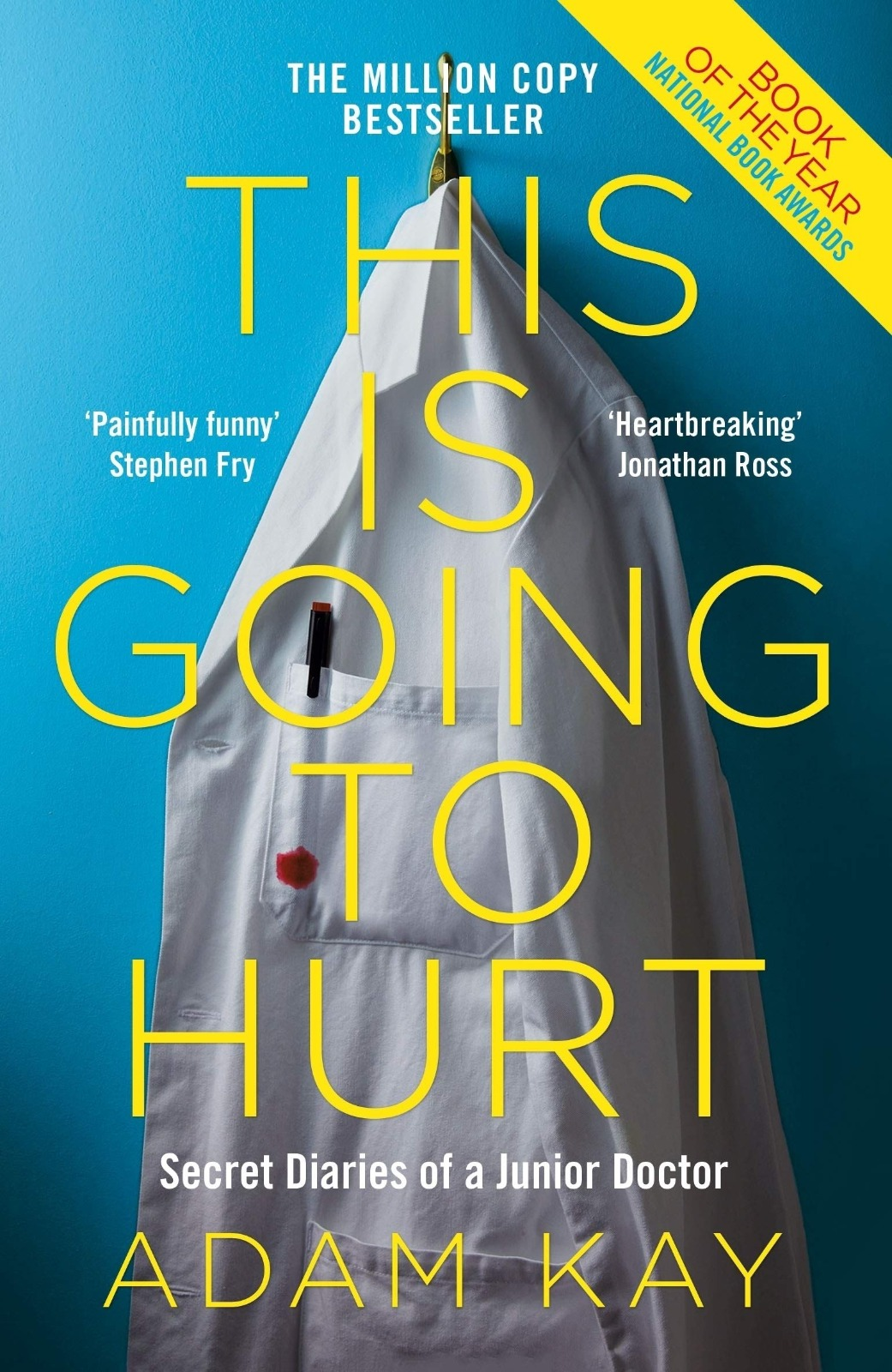 This Is Going To Hurt - Adam Kay - MedAhead