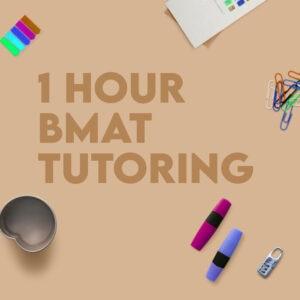 1 hour bmat tutoring medahead