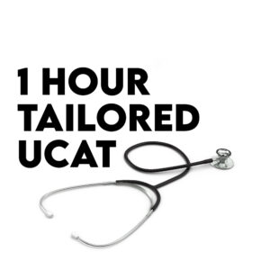 medahead 1 hour ucat tailored tutoring