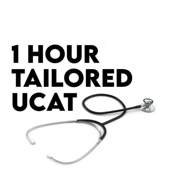 medahead 1 hour ucat tailored tutoring