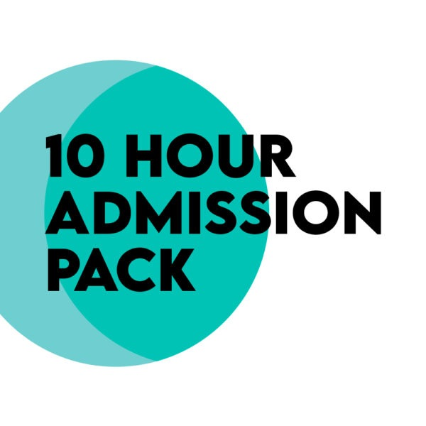 10 hour admission pack