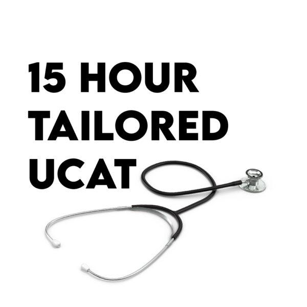 15 hour ucat tutoring session