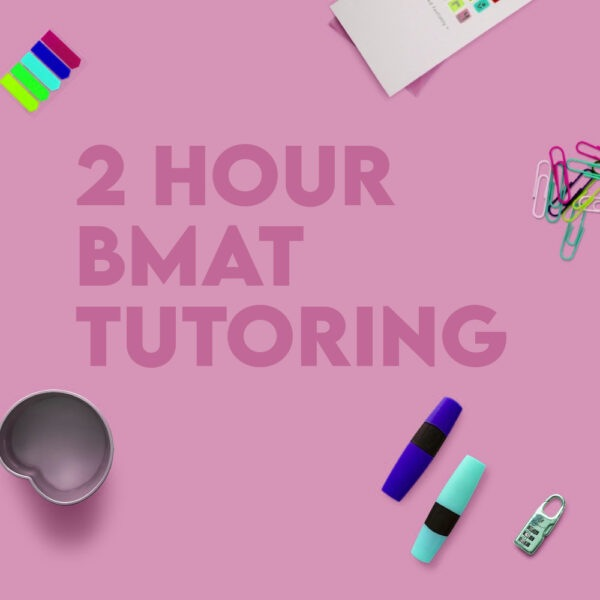 2 hour bmat tutoring medahead