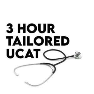 medahead 3 hour ucat tailored tutoring
