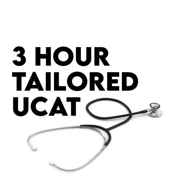medahead 3 hour ucat tailored tutoring