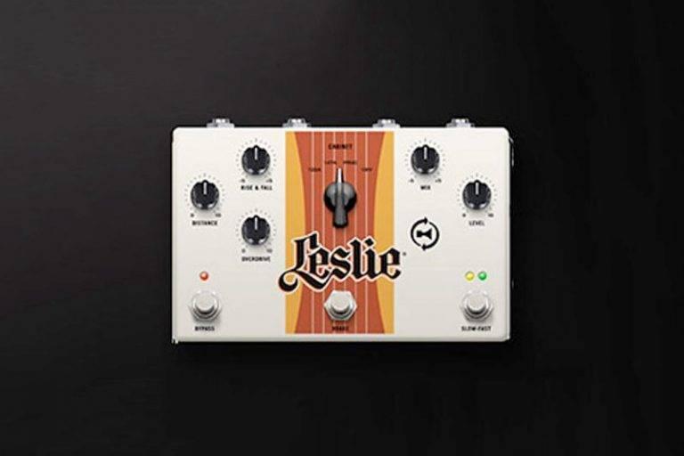 Leslie Emulator Pedal
