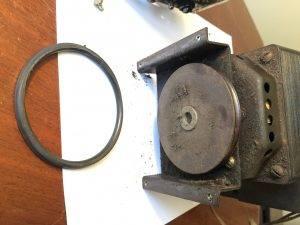 Leslie Speaker O ring