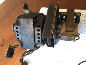 Leslie Speaker Motor