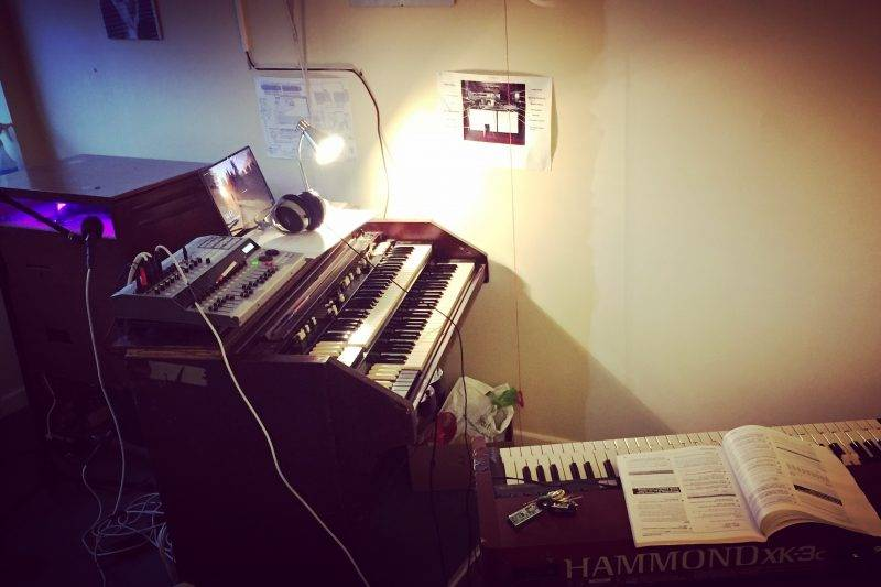 Session Organ Player Studio