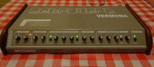 Vermona Spring reverb used by Don Airey
