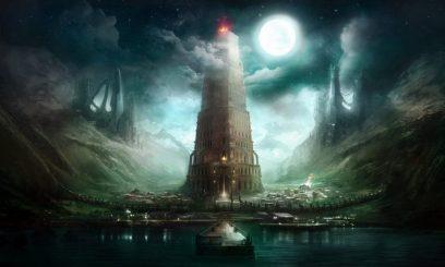 Ningún reino de fantasía está completo sin su torre.