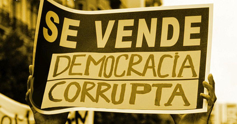 Aunque la llamen así, no es Democracia