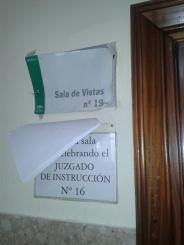 Juzgado Instrucción de Sevilla