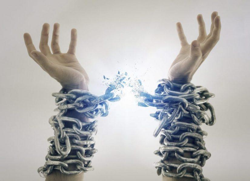rompe las cadenas