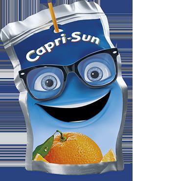 Celebrating CAPRI SUN's