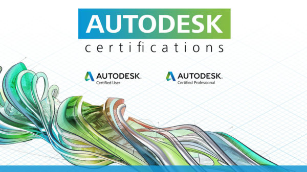Certifications Autodesk