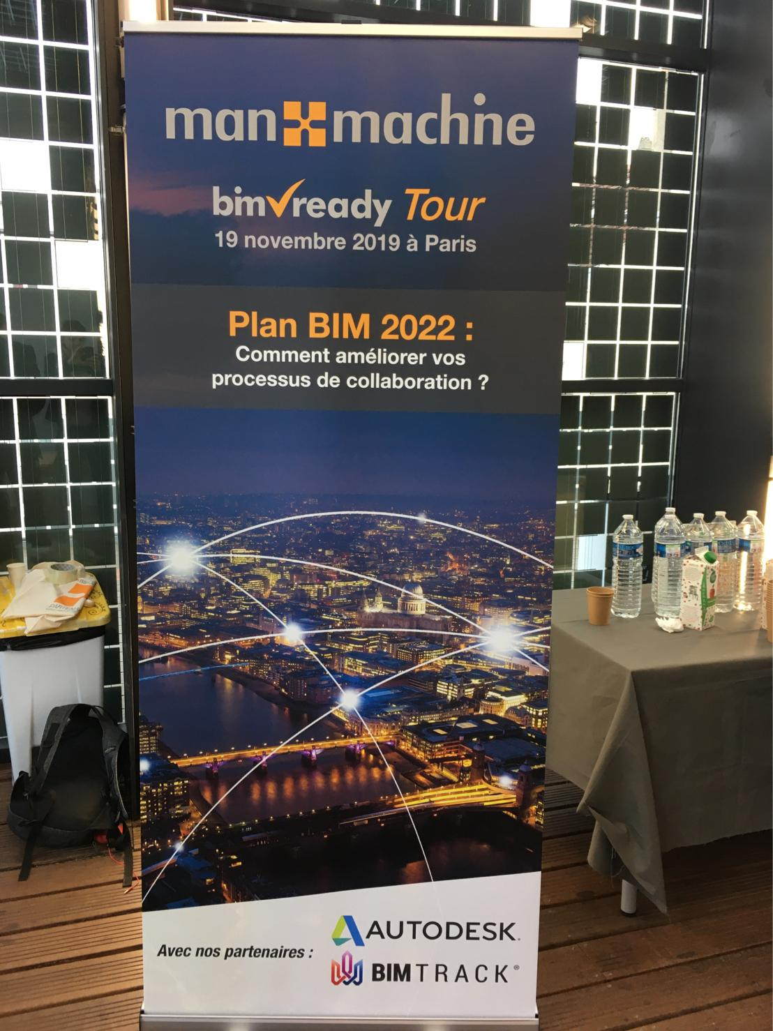 BIM Ready Tour Paris