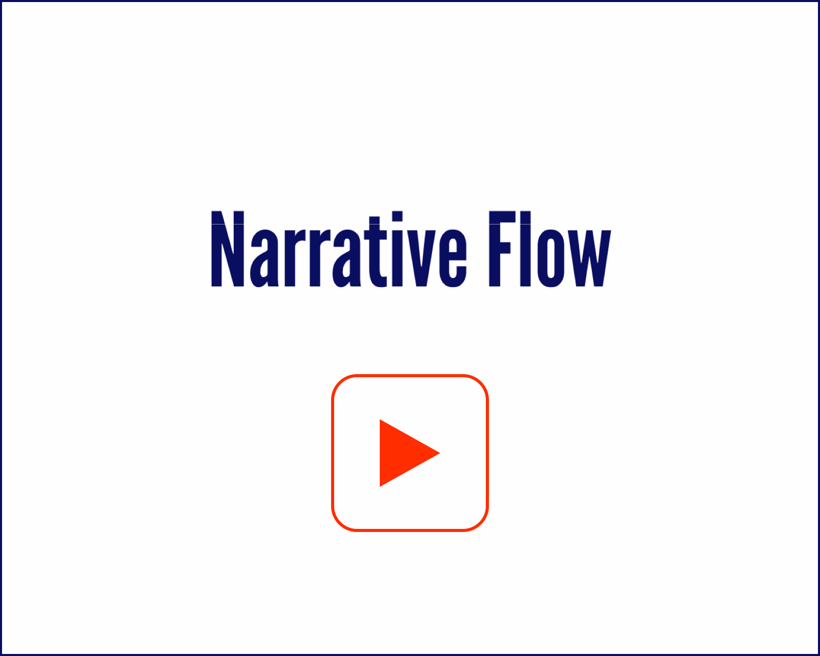 Narrative flow
