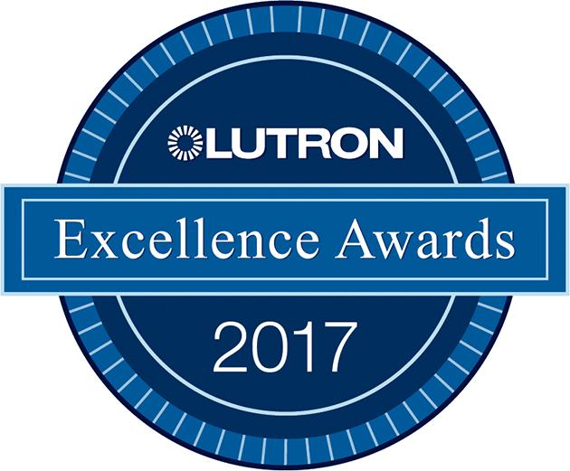 Lutron 2017 Winner