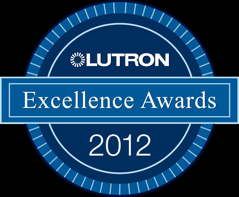 Lutron winners 2012