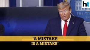 Covid-19   'If they were knowingly responsible...': Trump warns ...