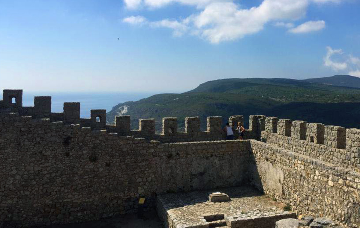 Sesimbra Castle Tour