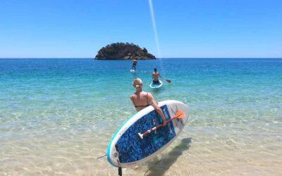 Pranchas de SUP para férias perto de Portugal