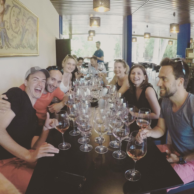 Winery Paddle Board Tour